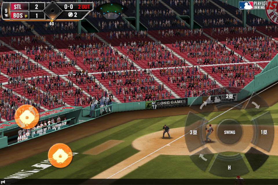 androidアプリ MLB パーフェクトイニング 15攻略スクリーンショット4