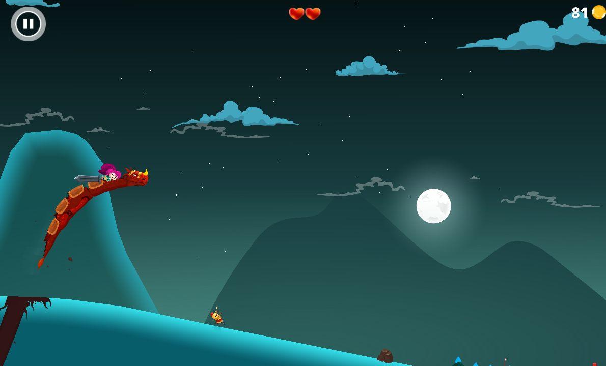 Dragon Hills androidアプリスクリーンショット1