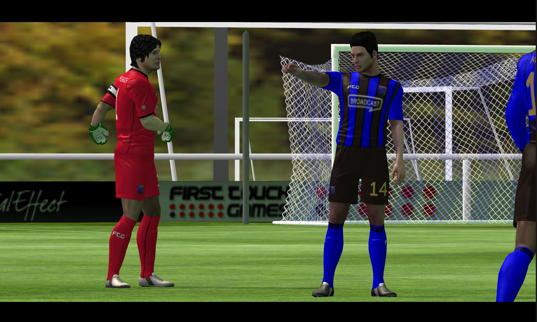androidアプリ First Touch Soccer 2015攻略スクリーンショット2