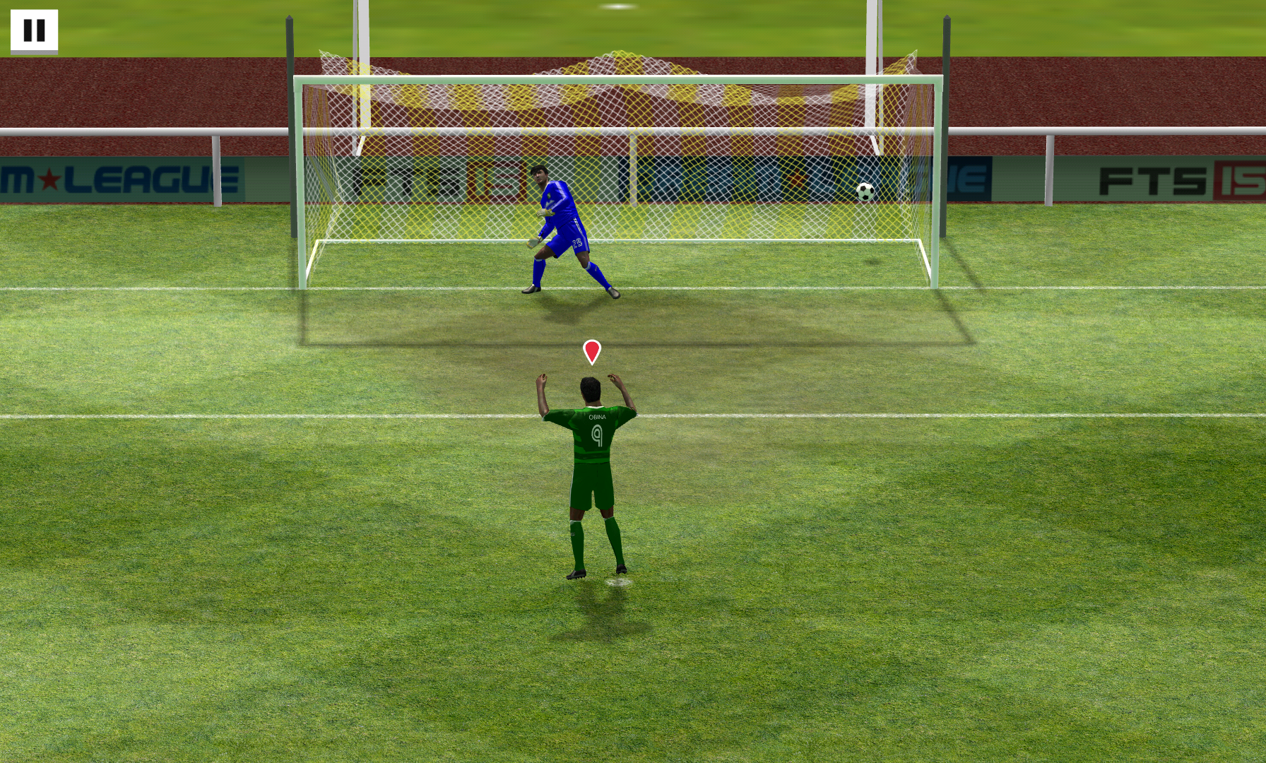 androidアプリ First Touch Soccer 2015攻略スクリーンショット6