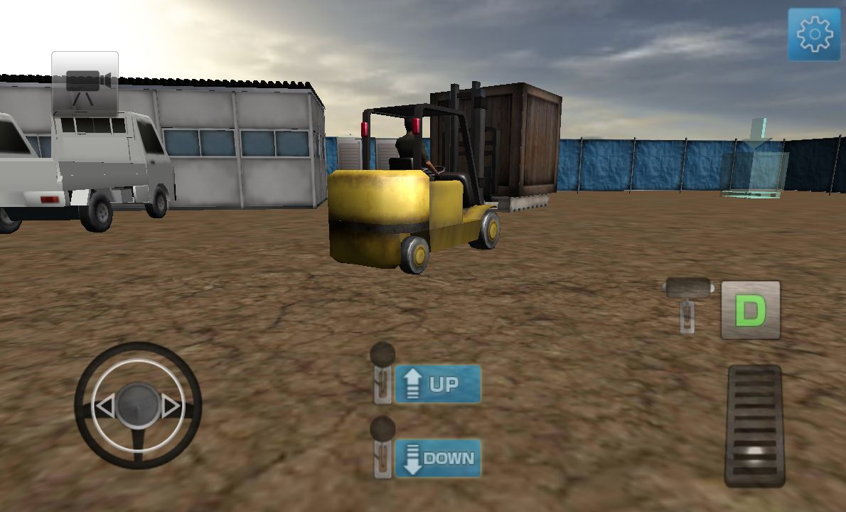 FORKLIFT The Carrying androidアプリスクリーンショット1