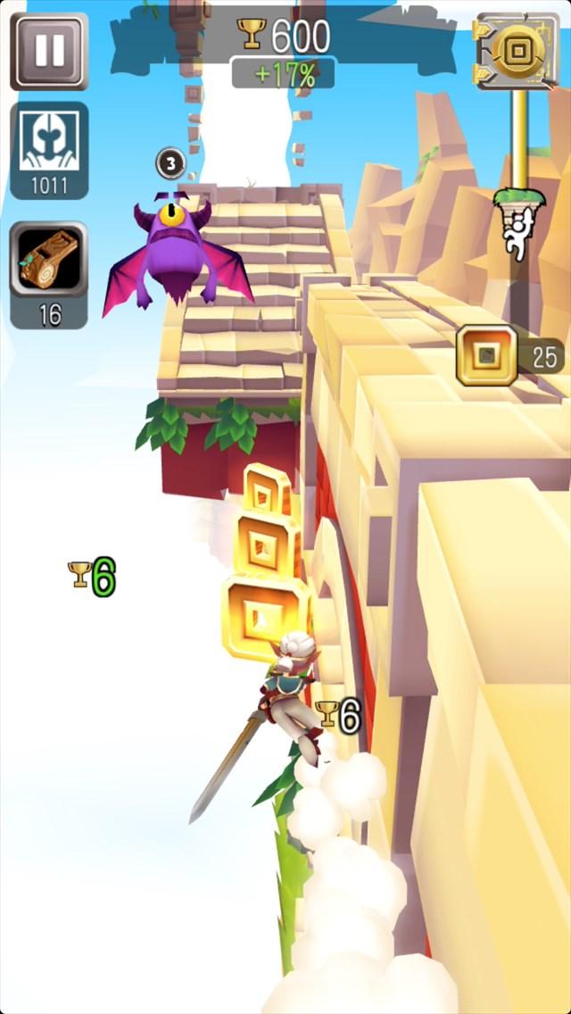 Blades of Brim androidアプリスクリーンショット1