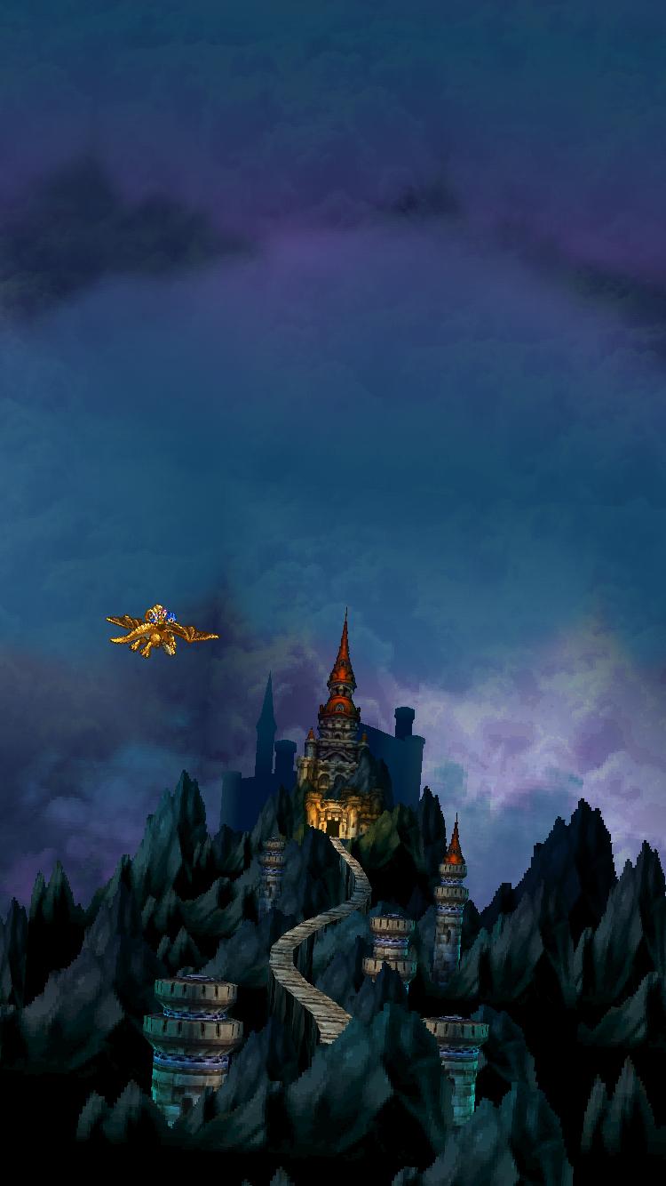 androidアプリ ドラゴンクエストVI 幻の大地攻略スクリーンショット3