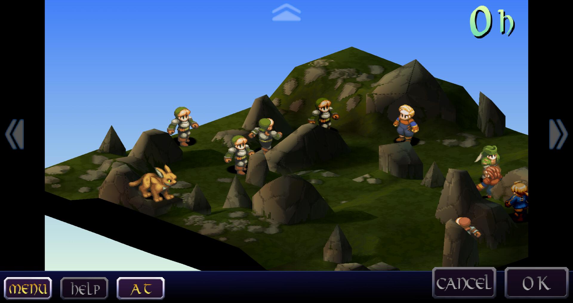 FINAL FANTASY TACTICS 獅子戦争 androidアプリスクリーンショット2