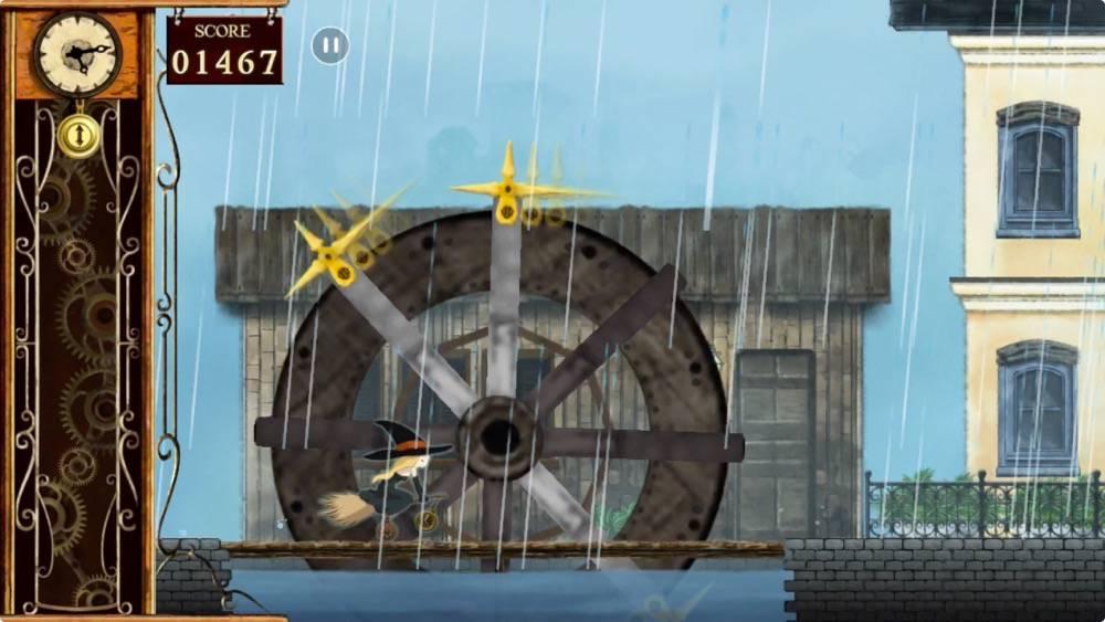 Mist Rain androidアプリスクリーンショット1