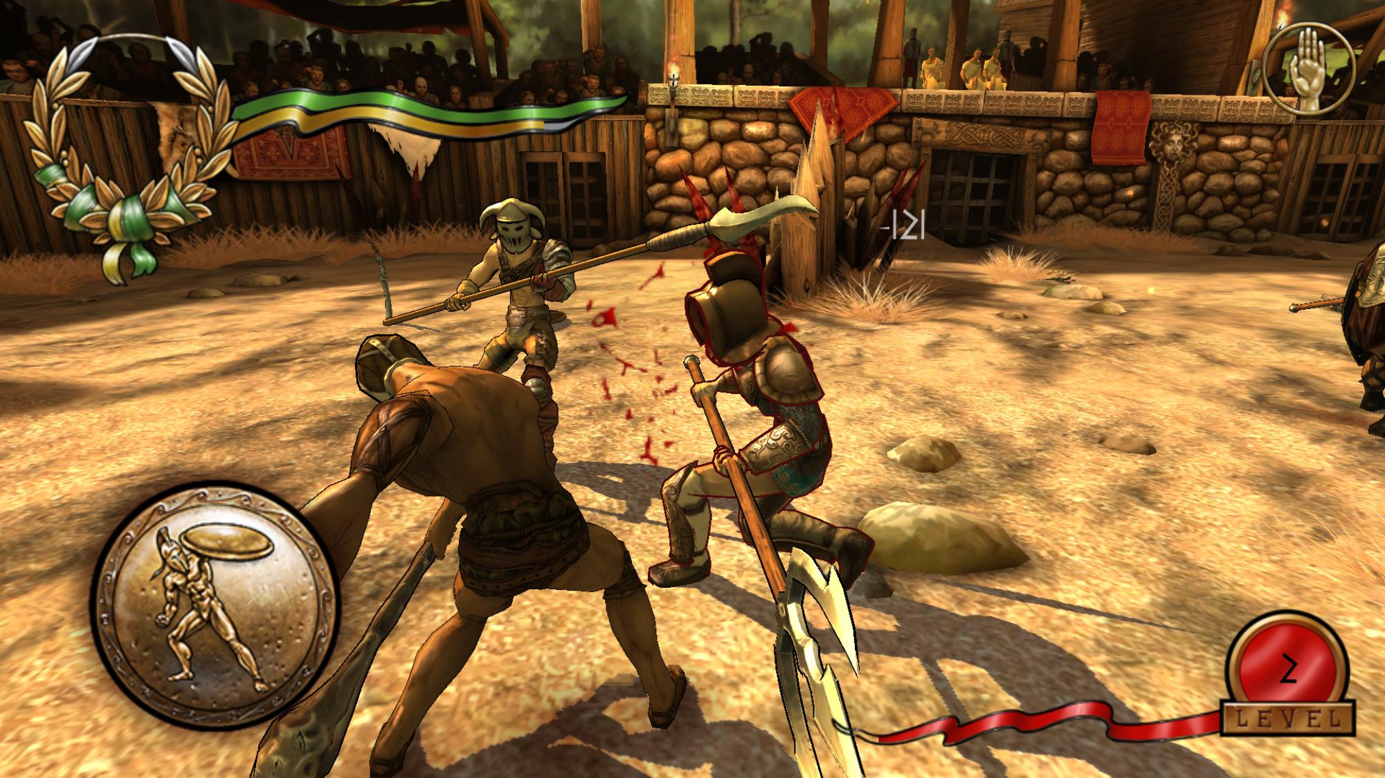 I, Gladiator androidアプリスクリーンショット1