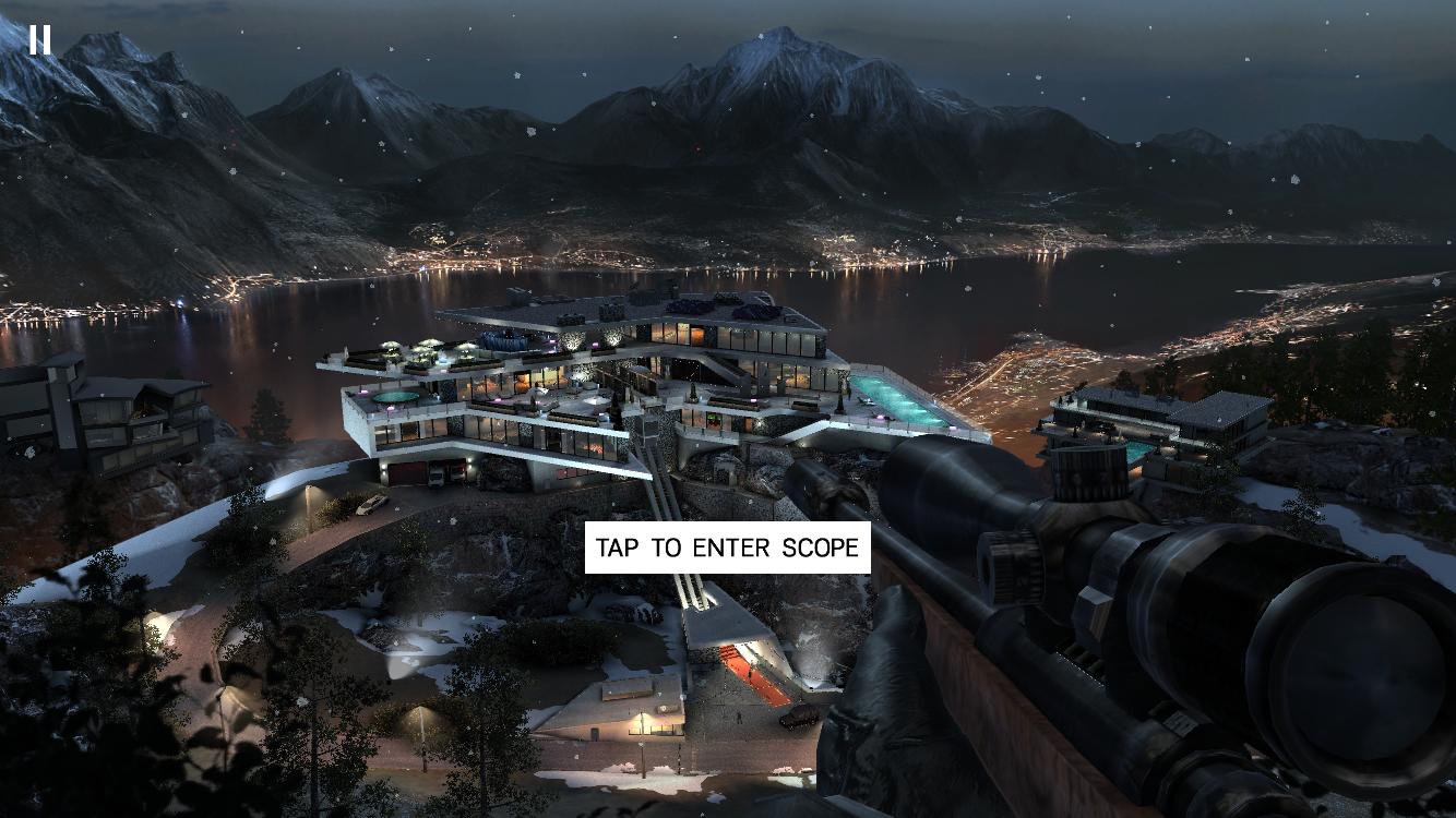androidアプリ Hitman: Sniper攻略スクリーンショット1