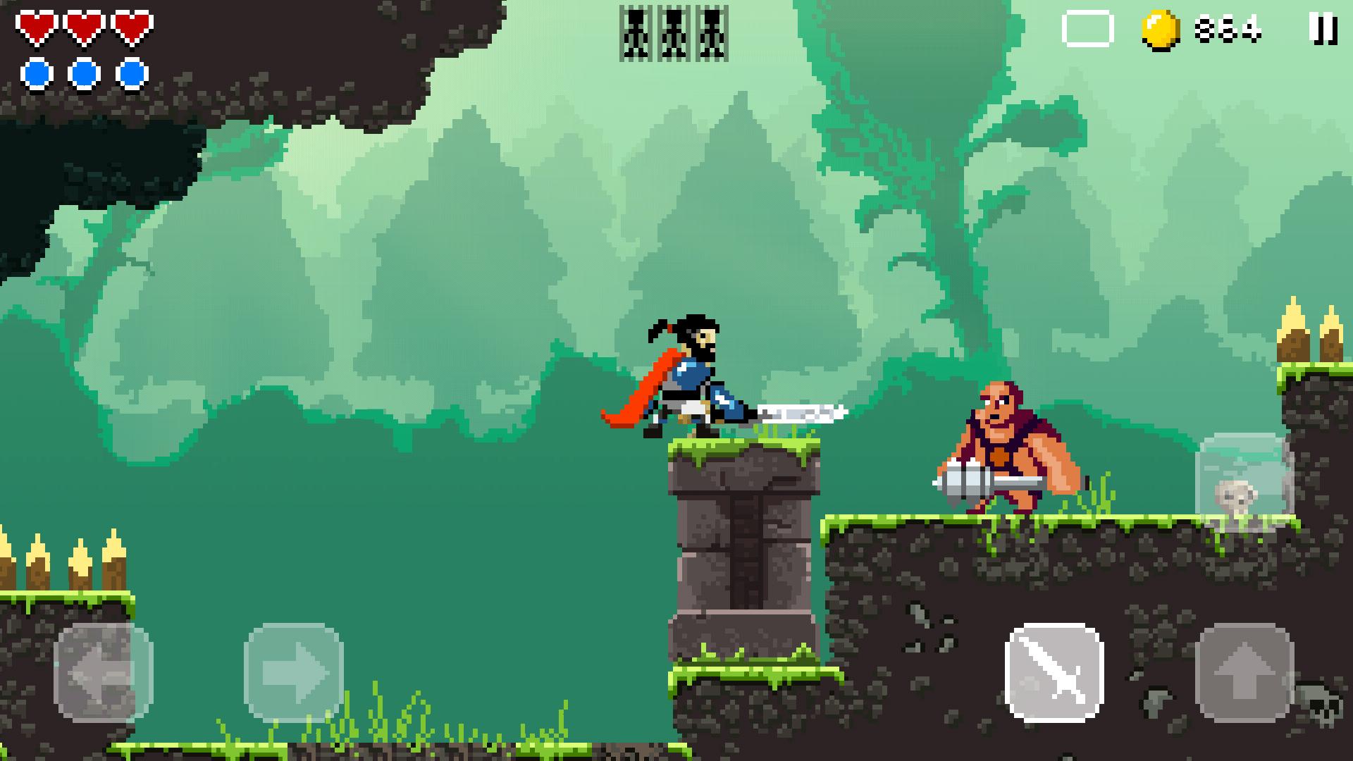 Sword Of Xolan androidアプリスクリーンショット1