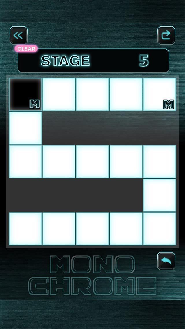 Monochrome androidアプリスクリーンショット1