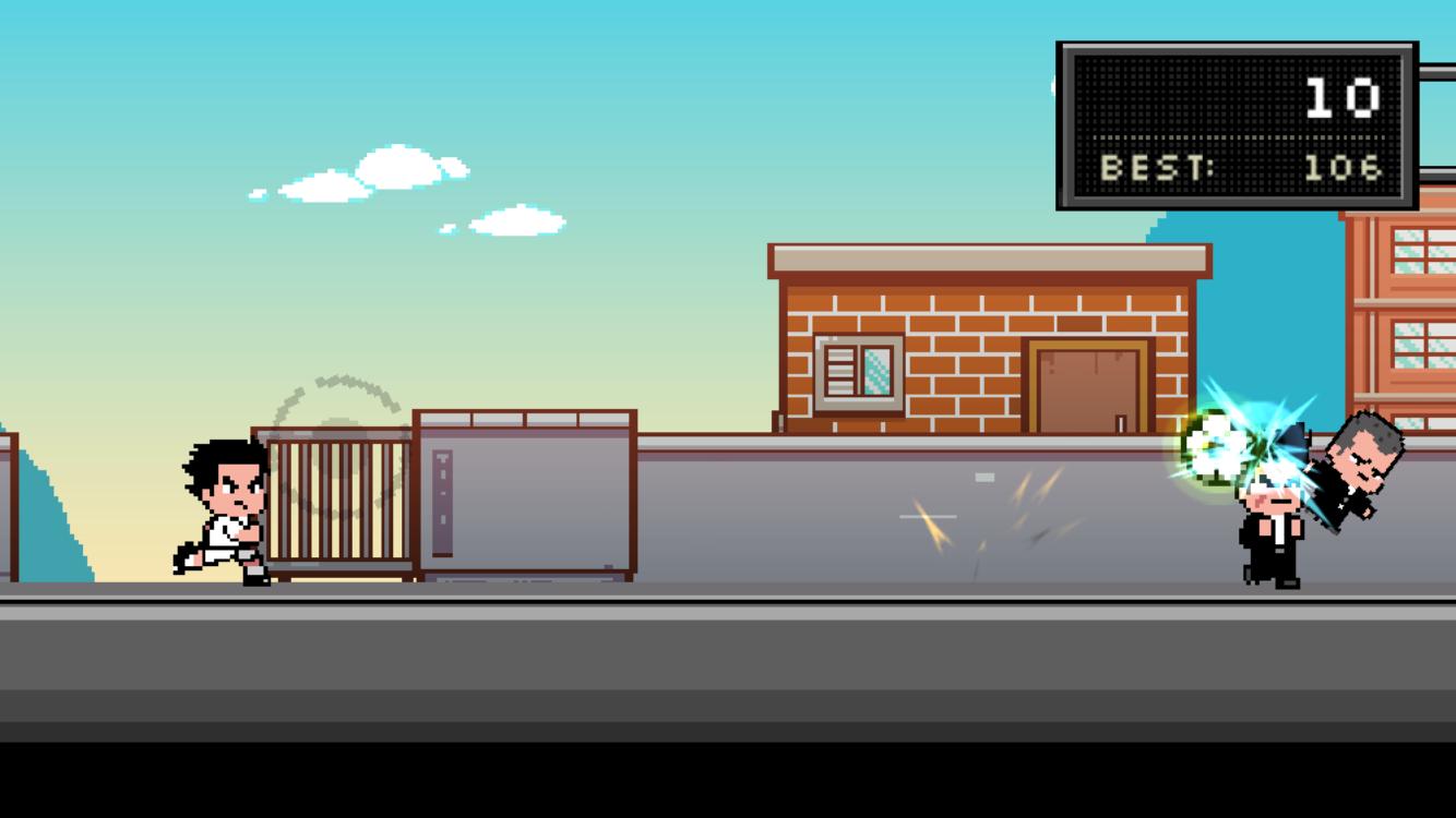 Kick Hero androidアプリスクリーンショット1