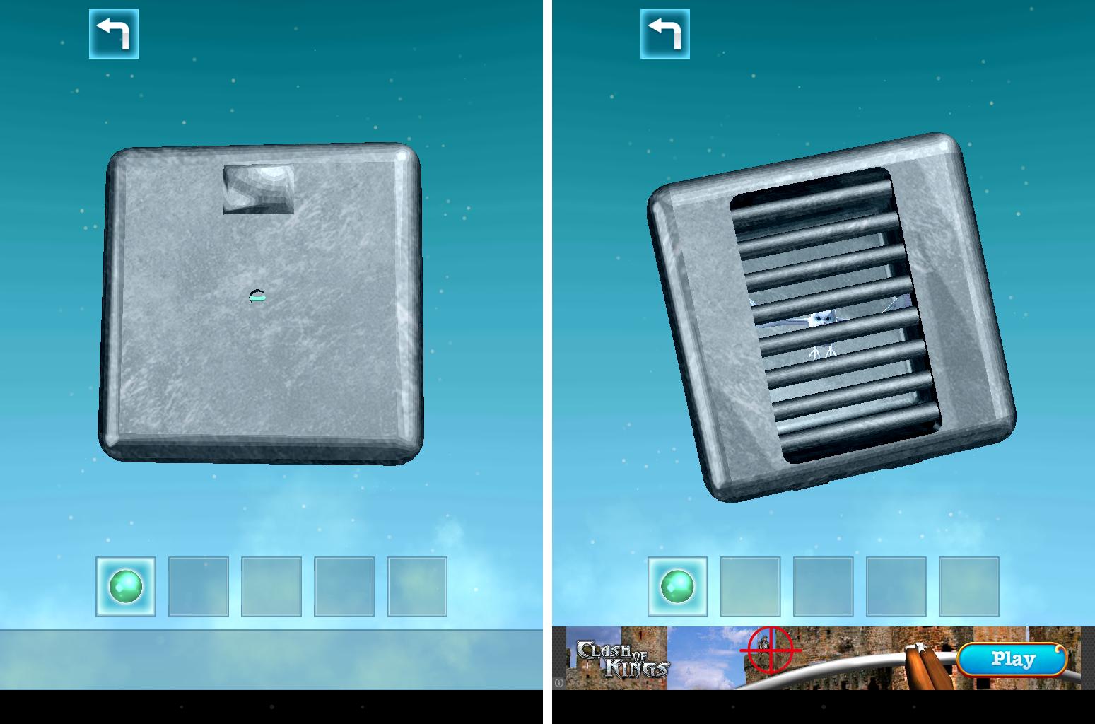 脱出ゲーム 6FACE androidアプリスクリーンショット1