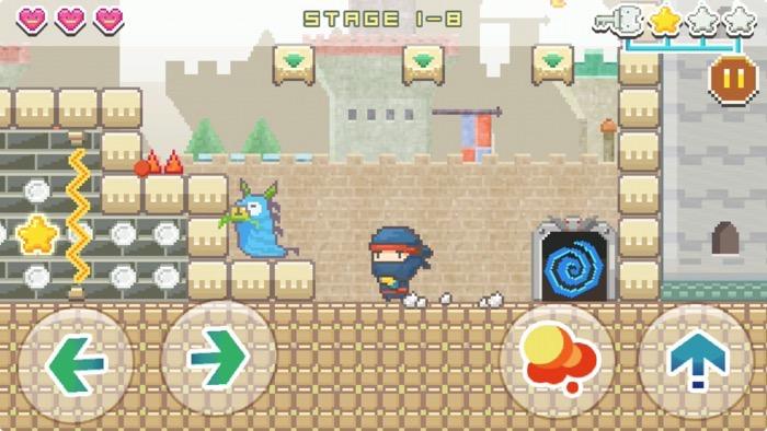 スーパーレトロブラザーズ【ストアから削除】 androidアプリスクリーンショット1