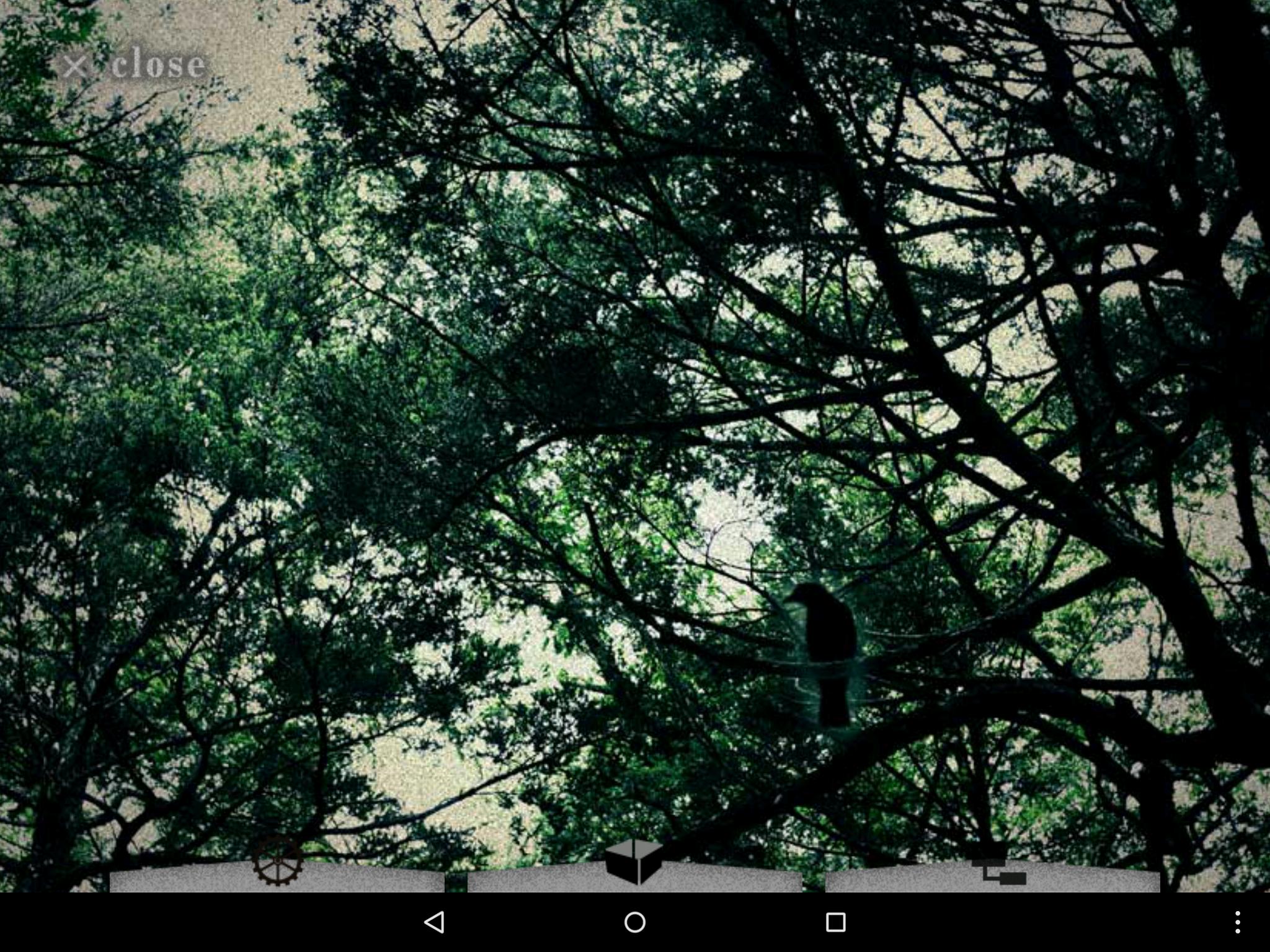 樹海からの脱出 androidアプリスクリーンショット1