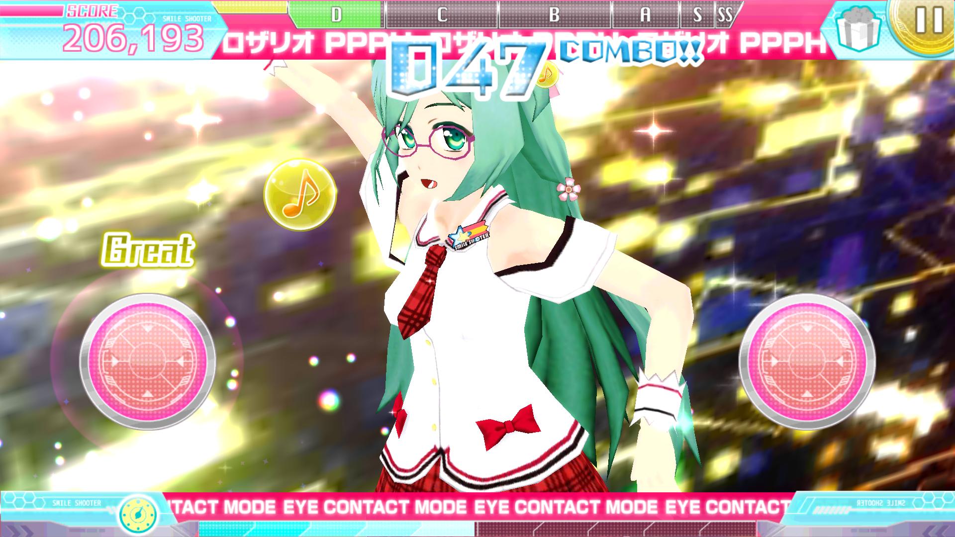 androidアプリ スマイル☆シューター Dear my Dream攻略スクリーンショット5