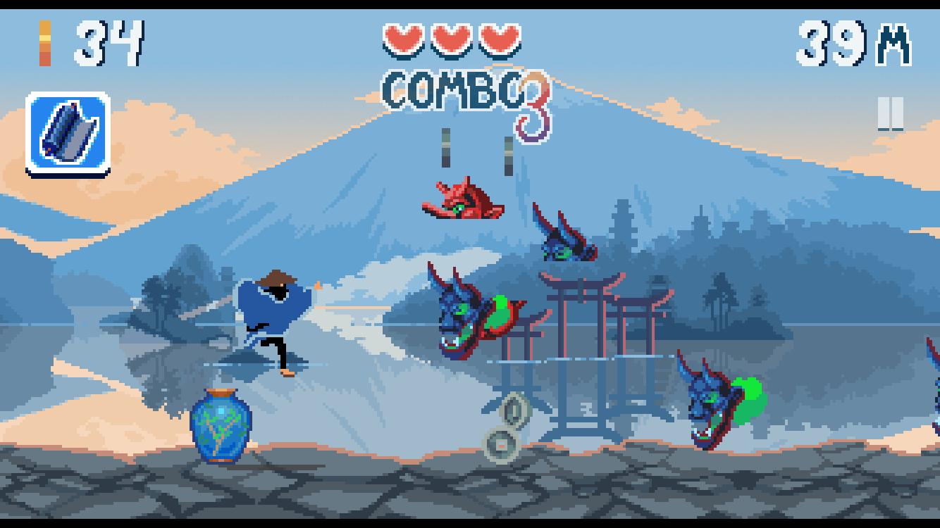 Samurai Blitz androidアプリスクリーンショット1