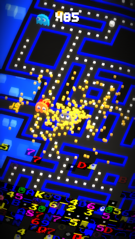 PAC-MAN 256 androidアプリスクリーンショット1