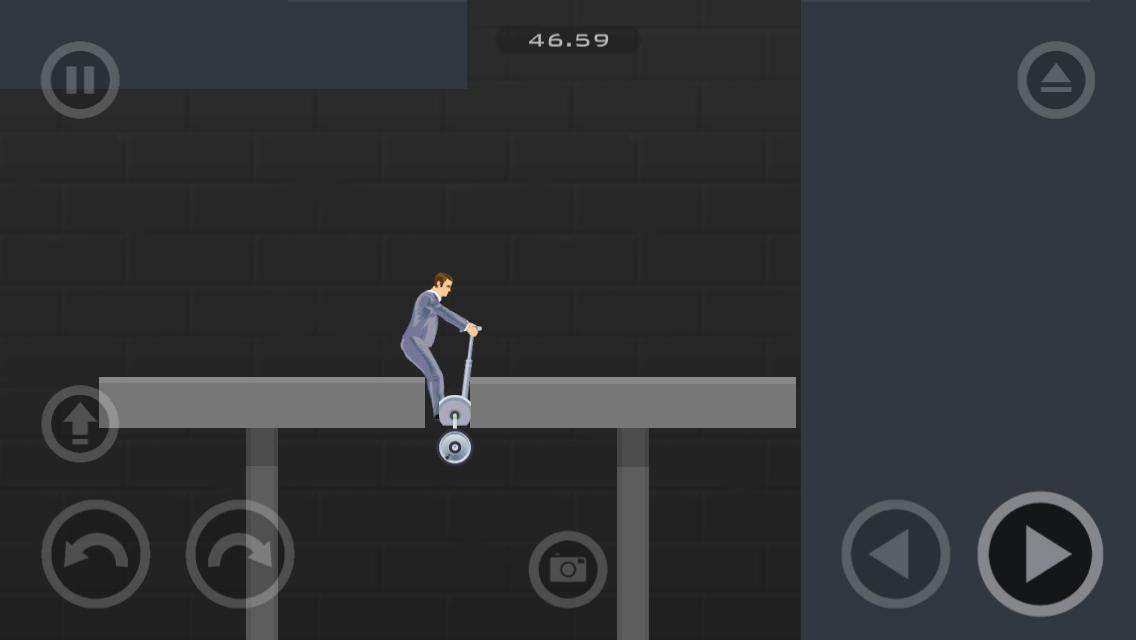 androidアプリ Happy Wheels攻略スクリーンショット2