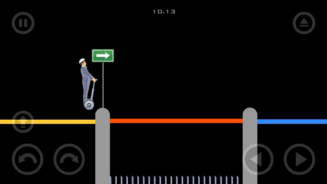 androidアプリ Happy Wheels攻略スクリーンショット4