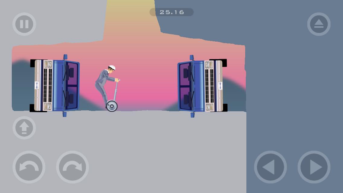 androidアプリ Happy Wheels攻略スクリーンショット5