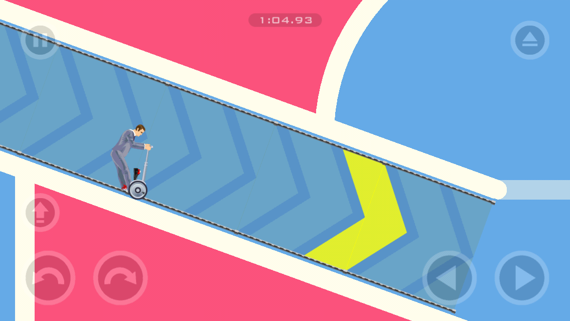 Happy Wheels androidアプリスクリーンショット1
