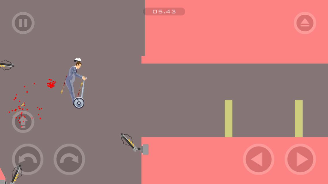 Happy Wheels androidアプリスクリーンショット2