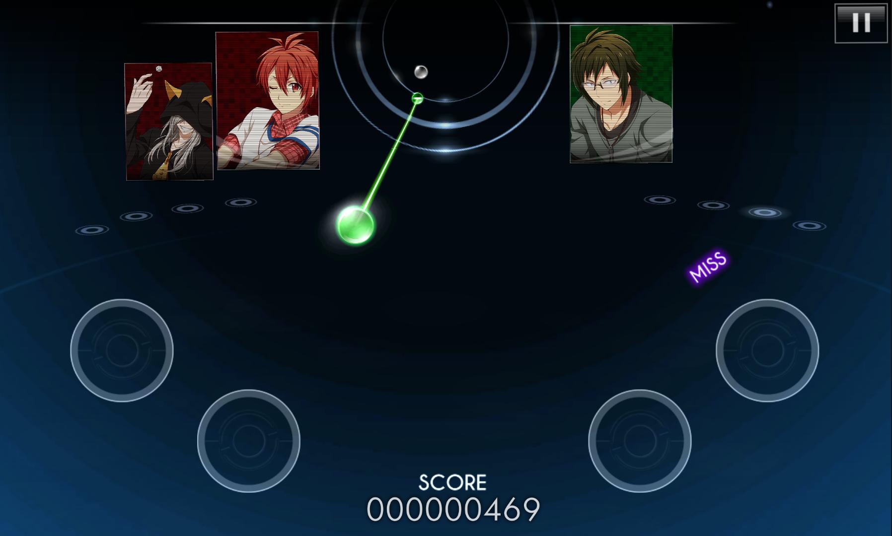 androidアプリ アイドリッシュセブン攻略スクリーンショット4