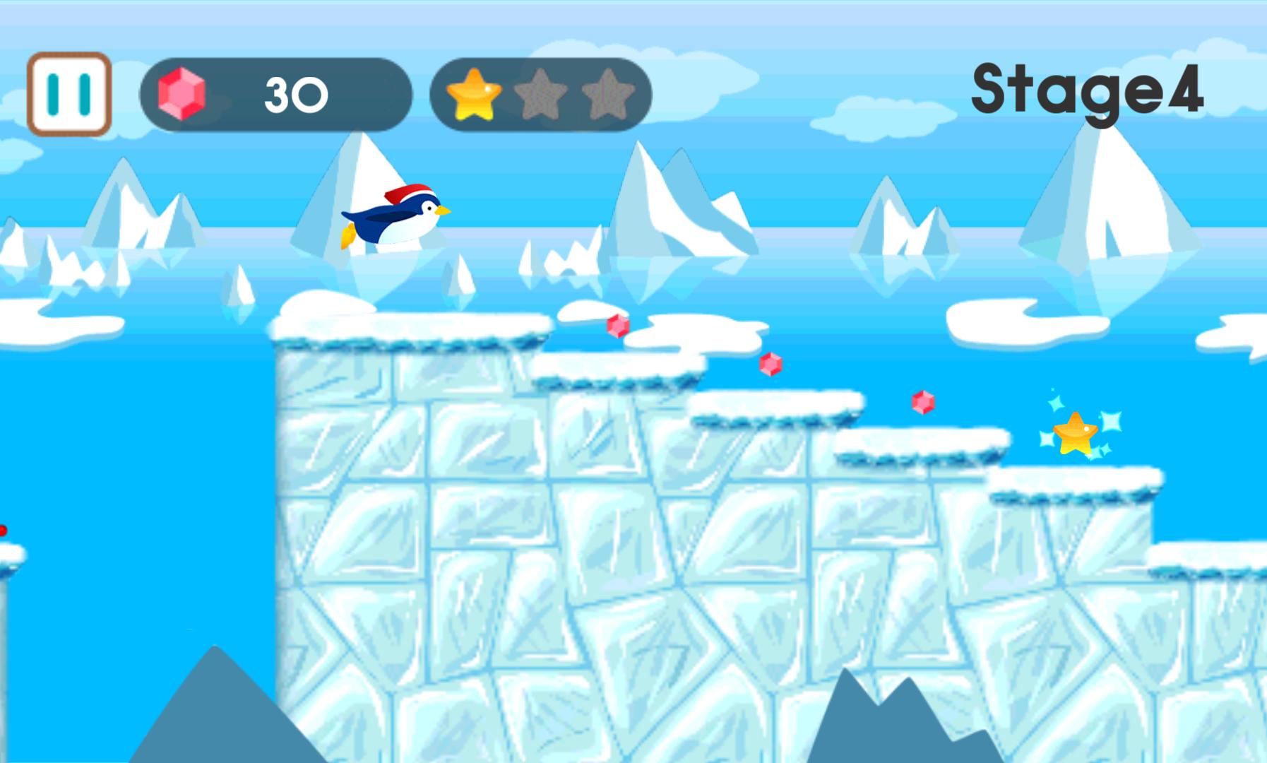ペンギンダッシュ! androidアプリスクリーンショット1
