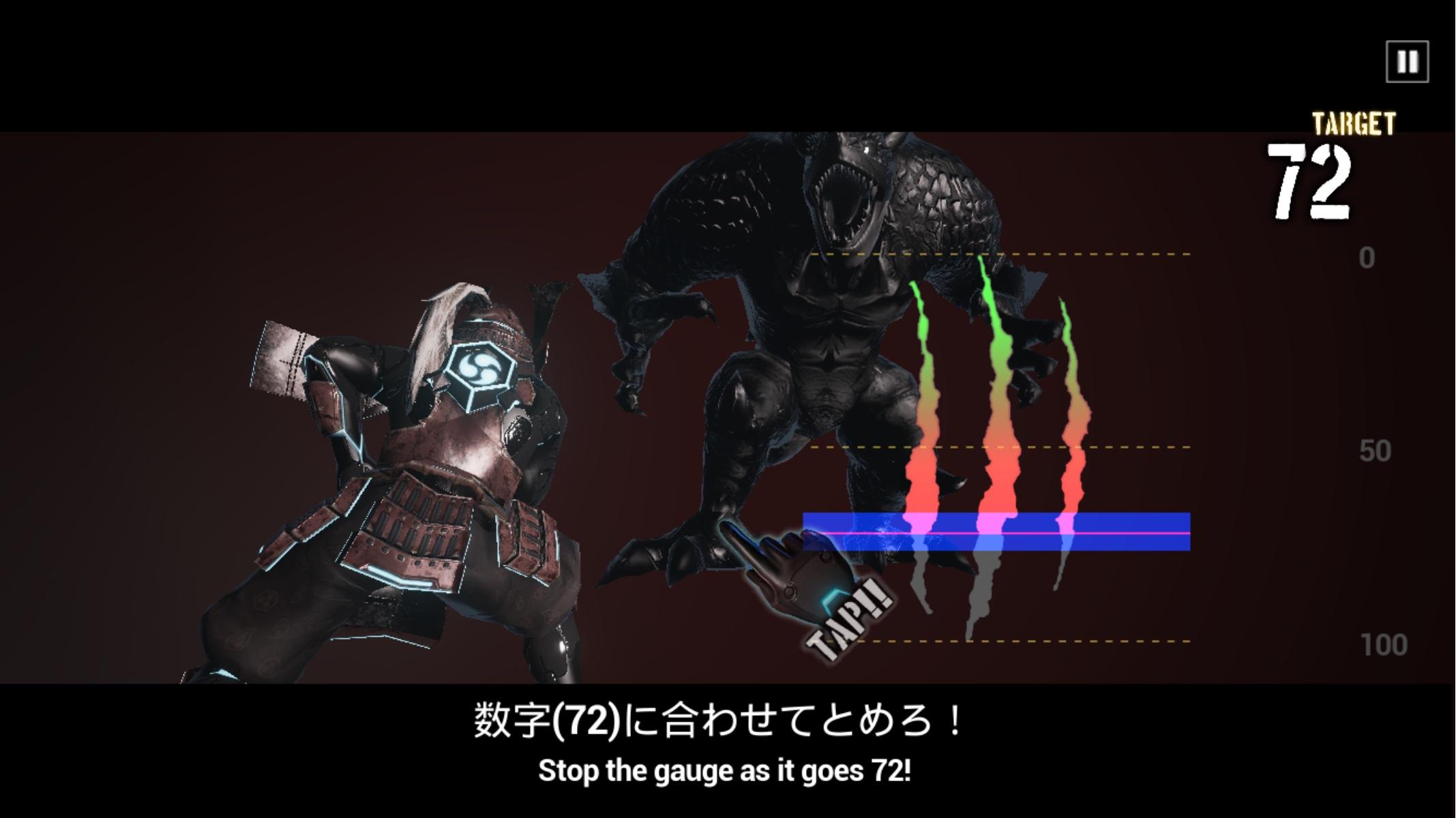androidアプリ ATTACK ON KAIJU 2 - 進撃の巨獣2攻略スクリーンショット3