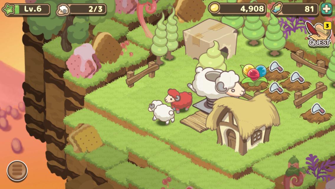 Sheepfarm In Sugarland androidアプリスクリーンショット1