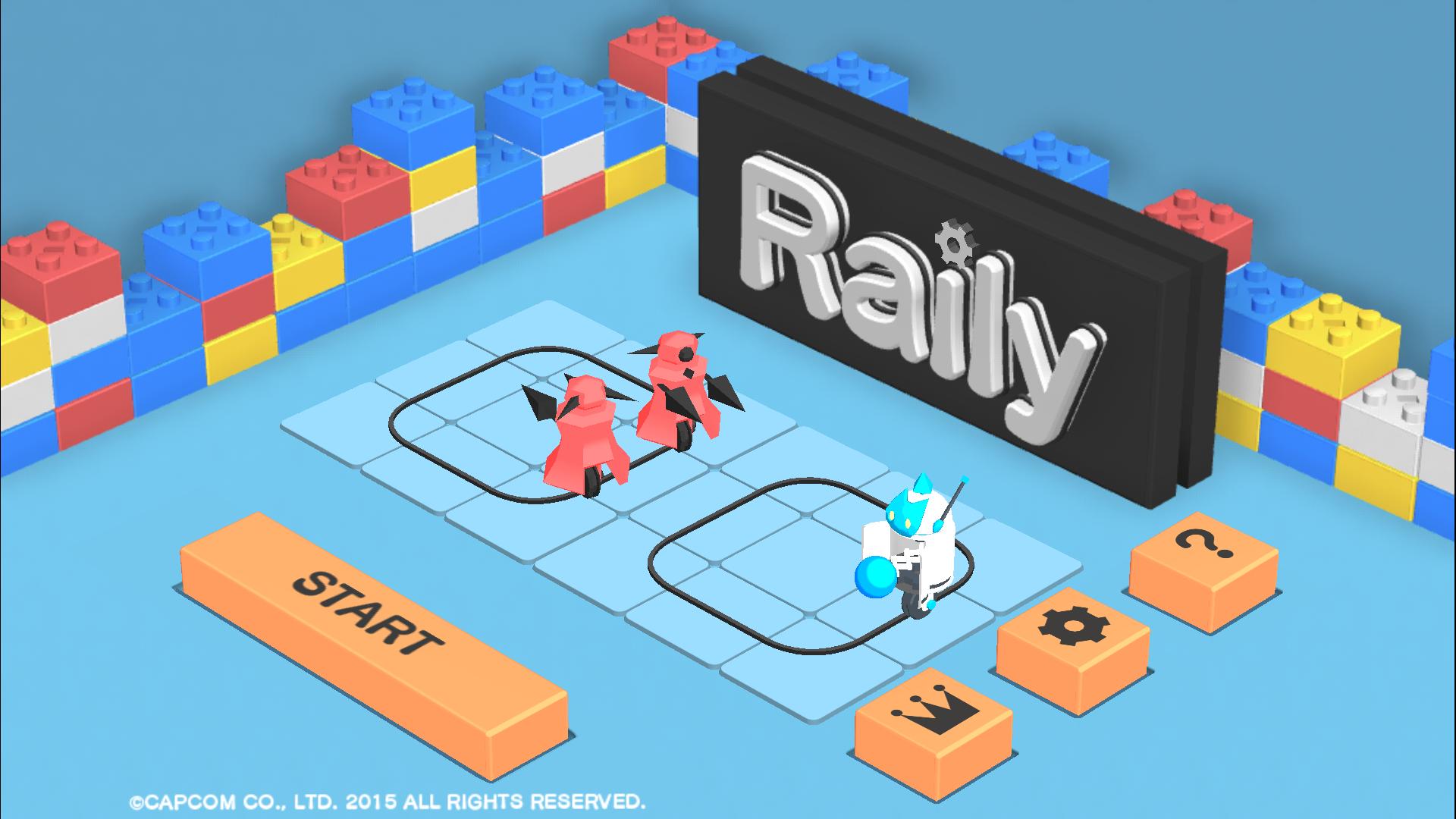 Raily【つくれん】 androidアプリスクリーンショット1