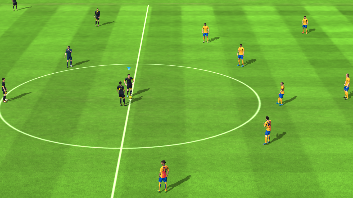 androidアプリ FIFA 16 Ultimate Team™攻略スクリーンショット3