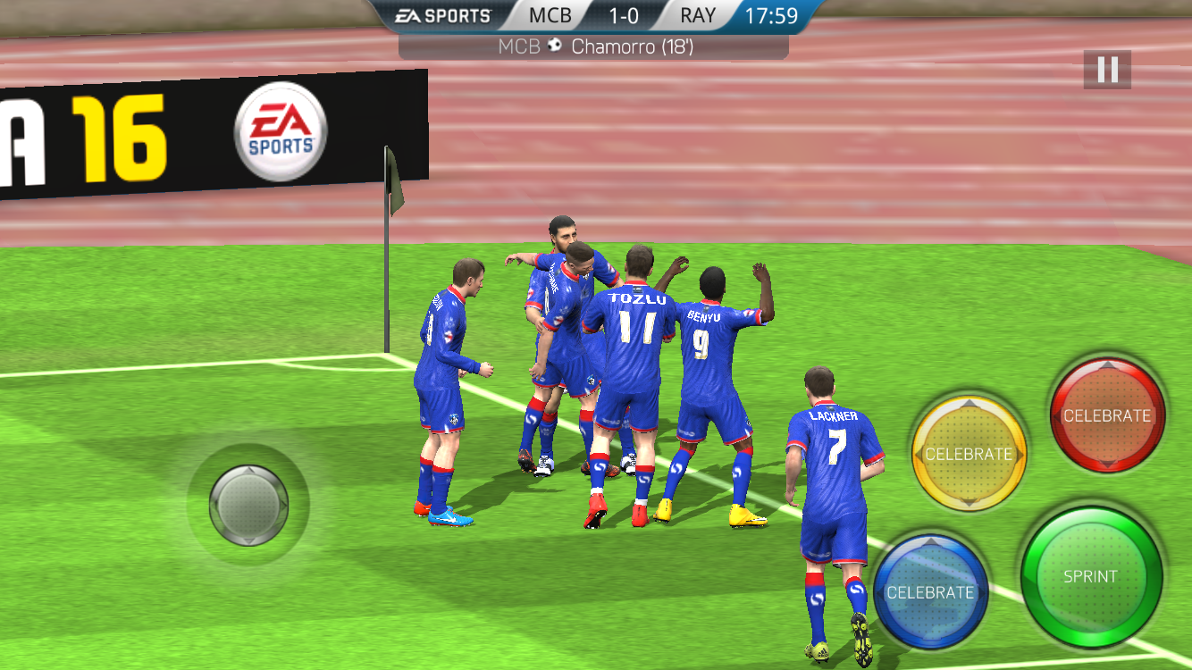 androidアプリ FIFA 16 Ultimate Team™攻略スクリーンショット6