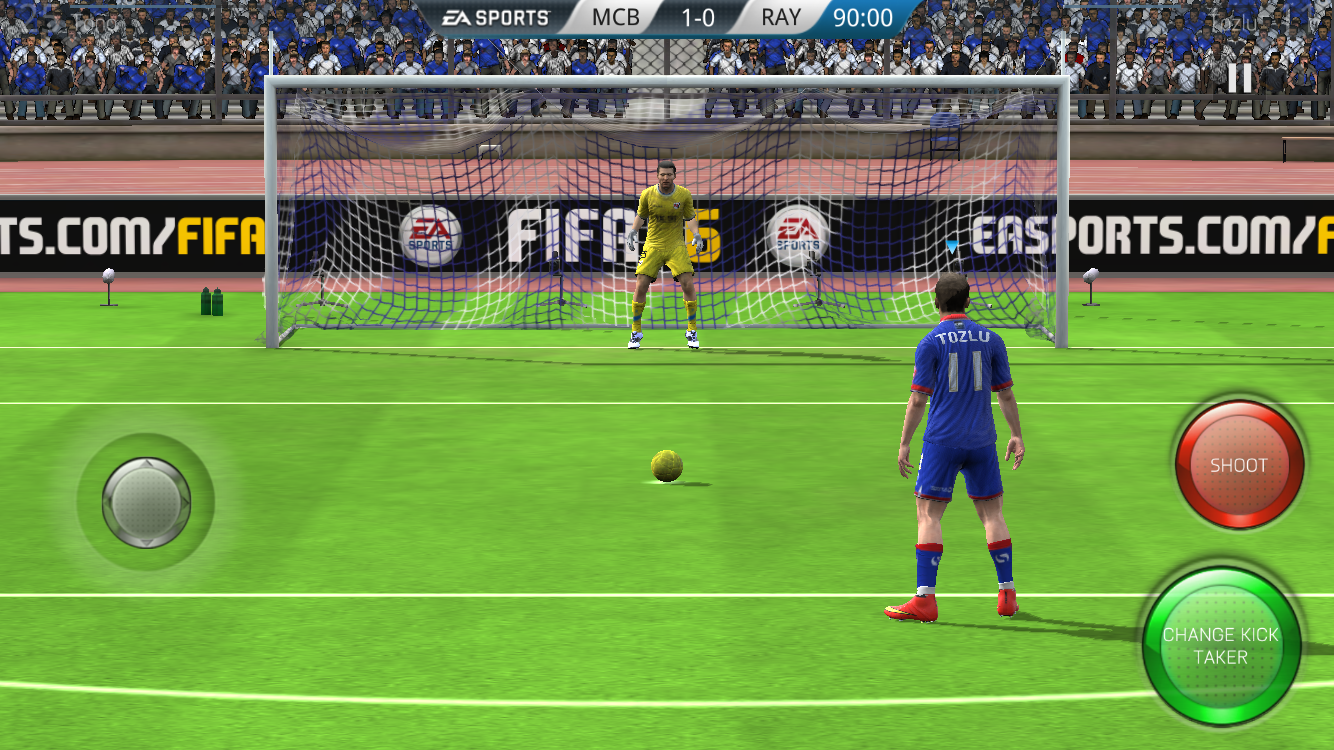 FIFA 16 Ultimate Team™ androidアプリスクリーンショット2