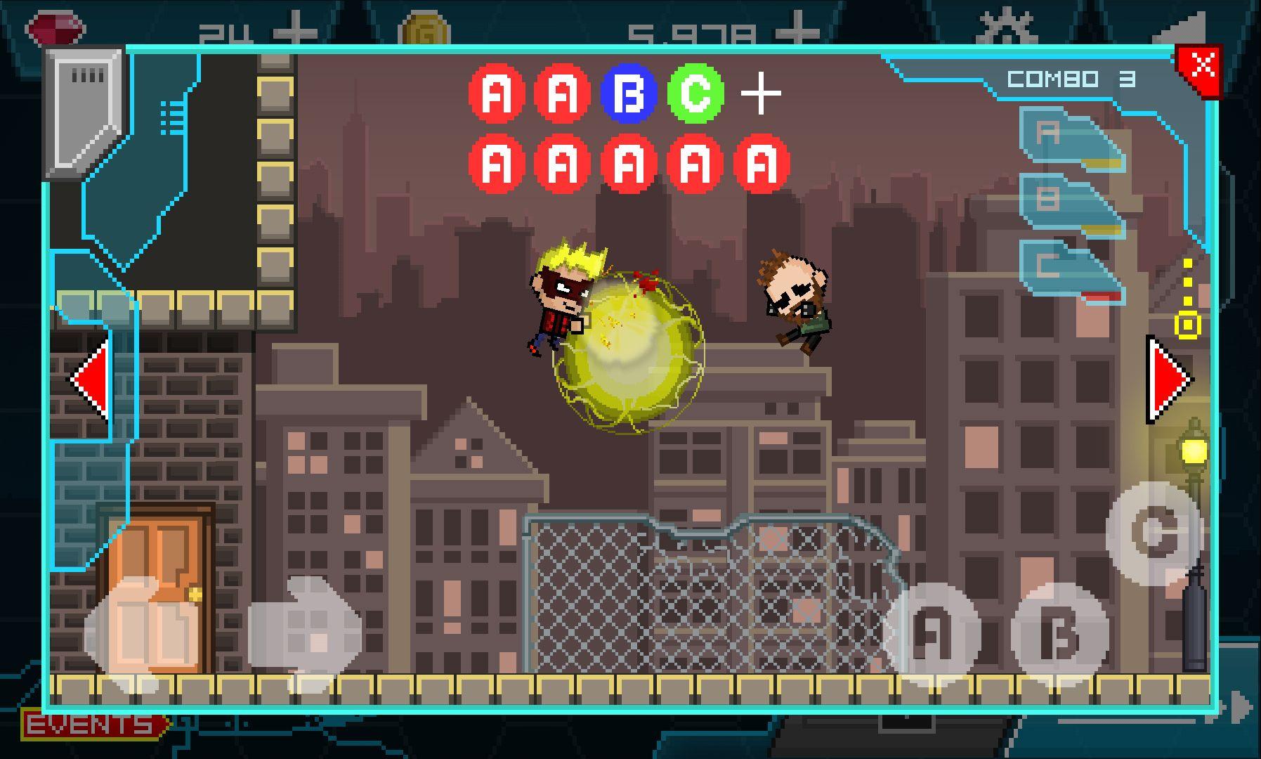 ヒーローX androidアプリスクリーンショット3