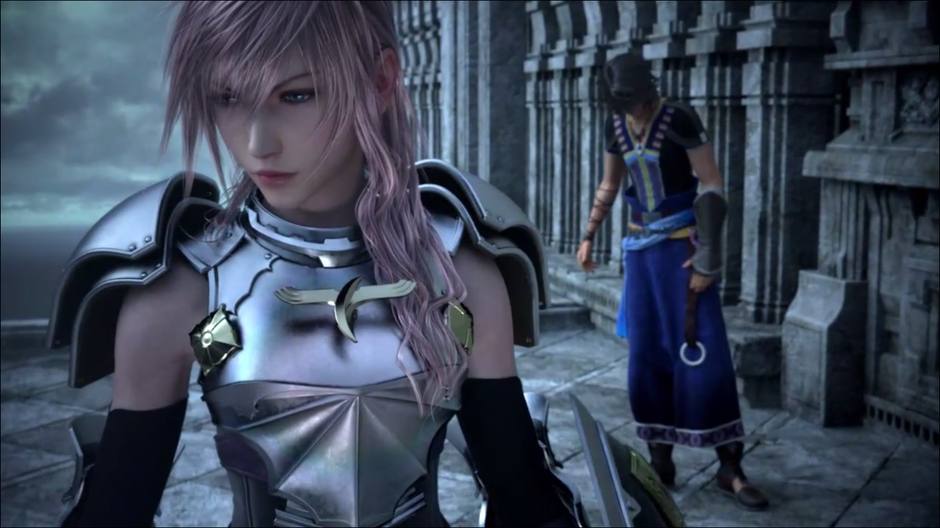 FINAL FANTASY XIII-2 androidアプリスクリーンショット2