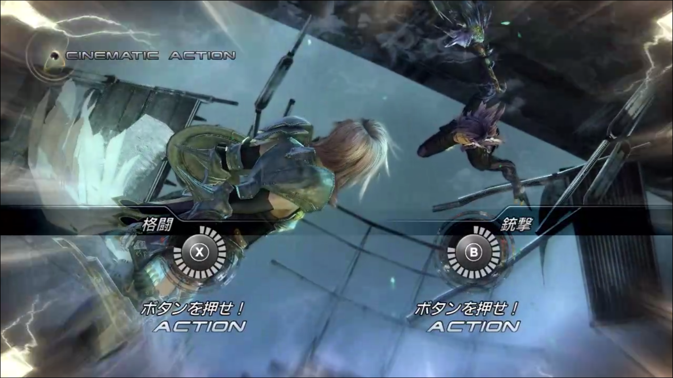 FINAL FANTASY XIII-2 androidアプリスクリーンショット3