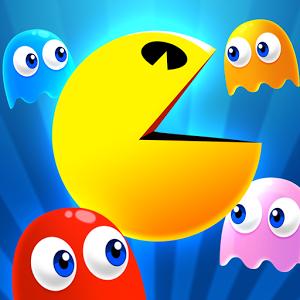 PAC-MAN Bounce - パズルアドベンチャー