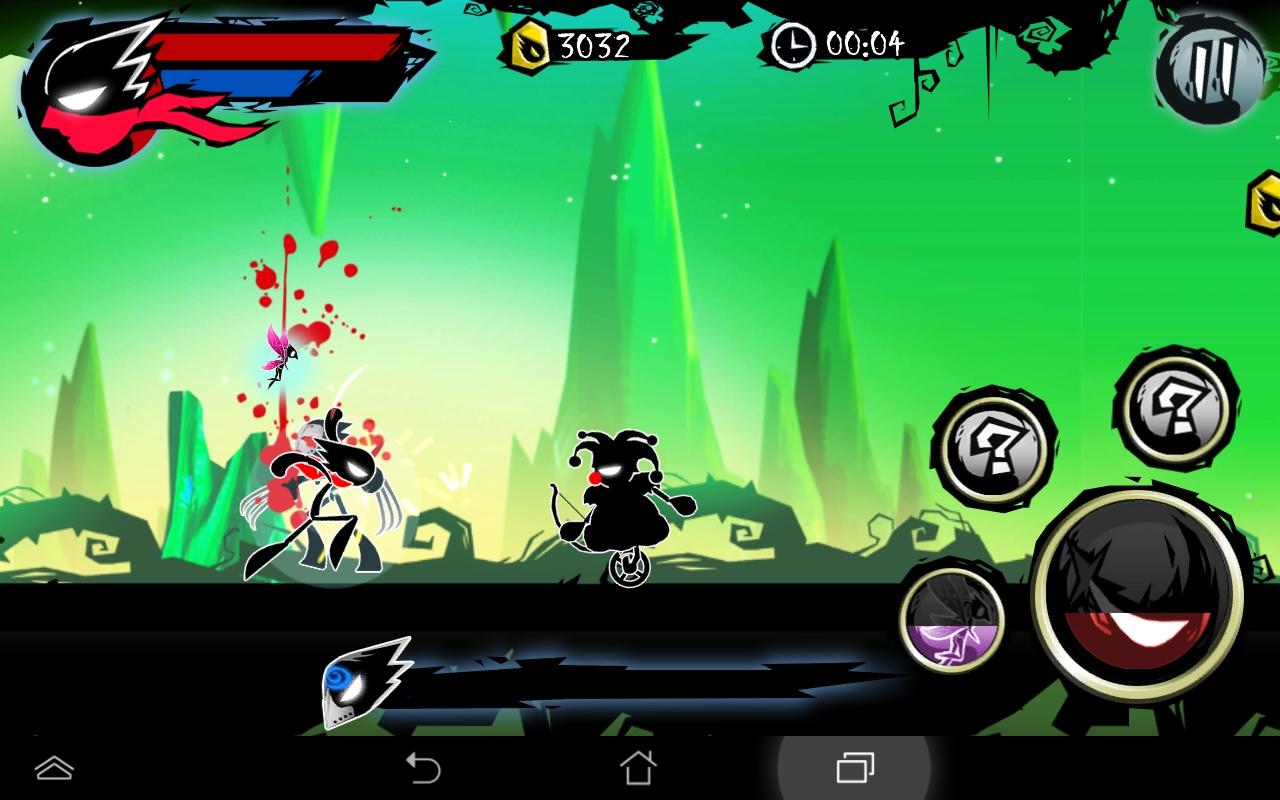 Stickman Revenge 2 androidアプリスクリーンショット1