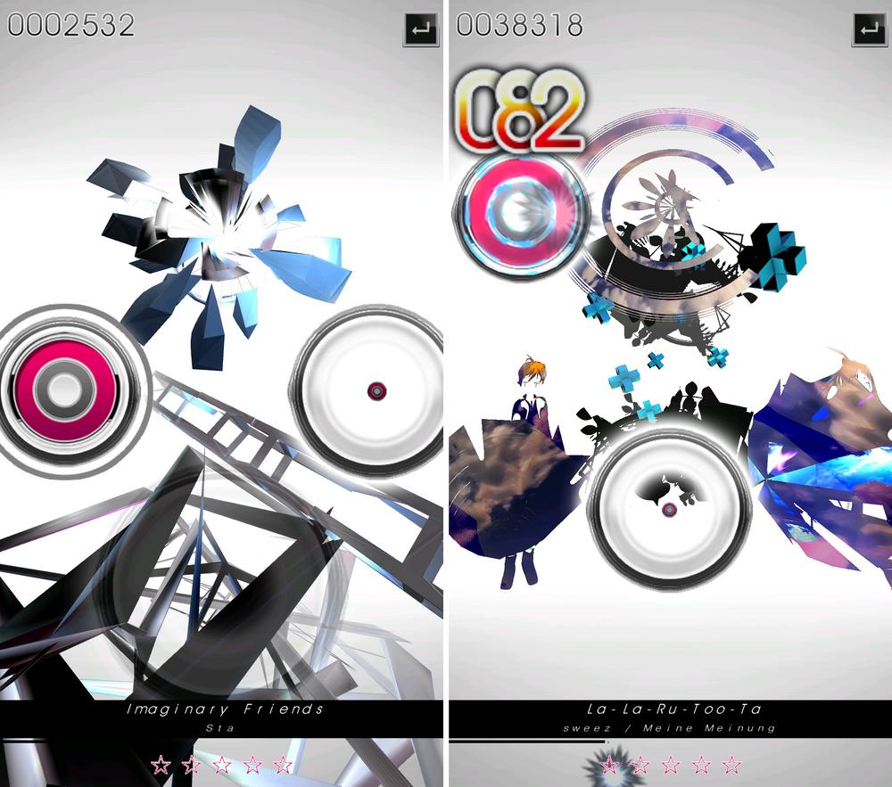 Tone Sphere (トーンスフィア) androidアプリスクリーンショット1