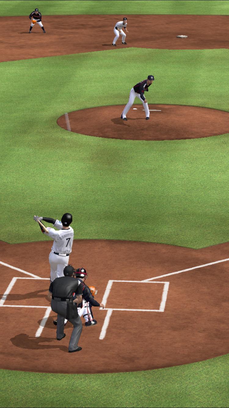 androidアプリ プロ野球スピリッツA攻略スクリーンショット6