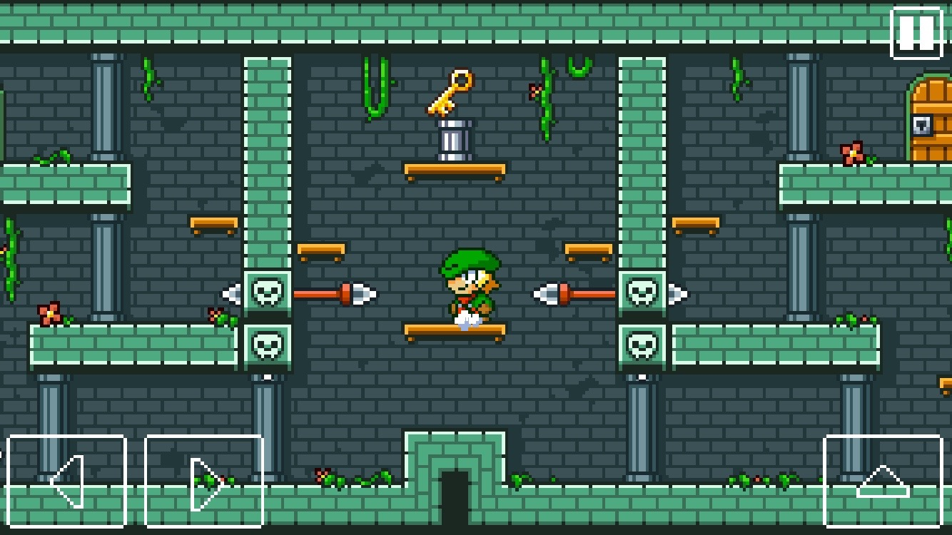 Super Dangerous Dungeons androidアプリスクリーンショット1