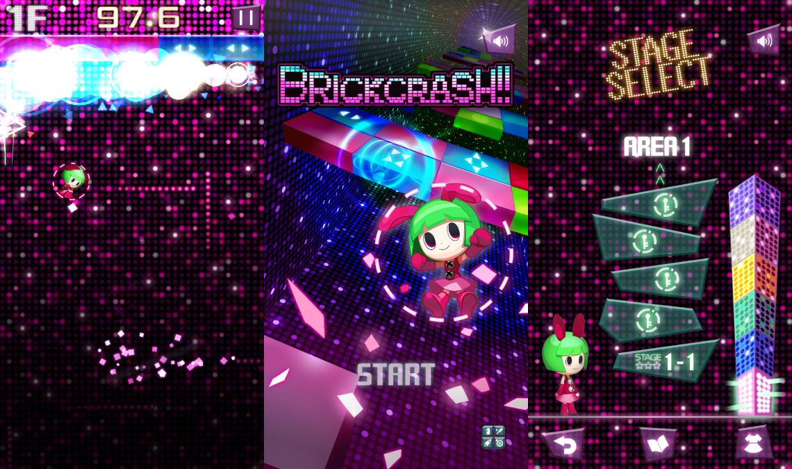 BRICKCRASH !! androidアプリスクリーンショット1