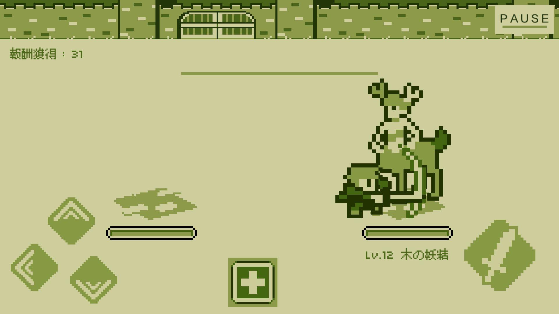 勇者はタイミング androidアプリスクリーンショット1