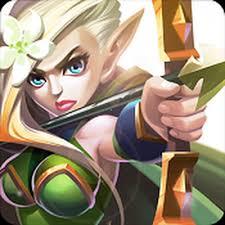 マジックラッシュ (Magic Rush: Heroes)