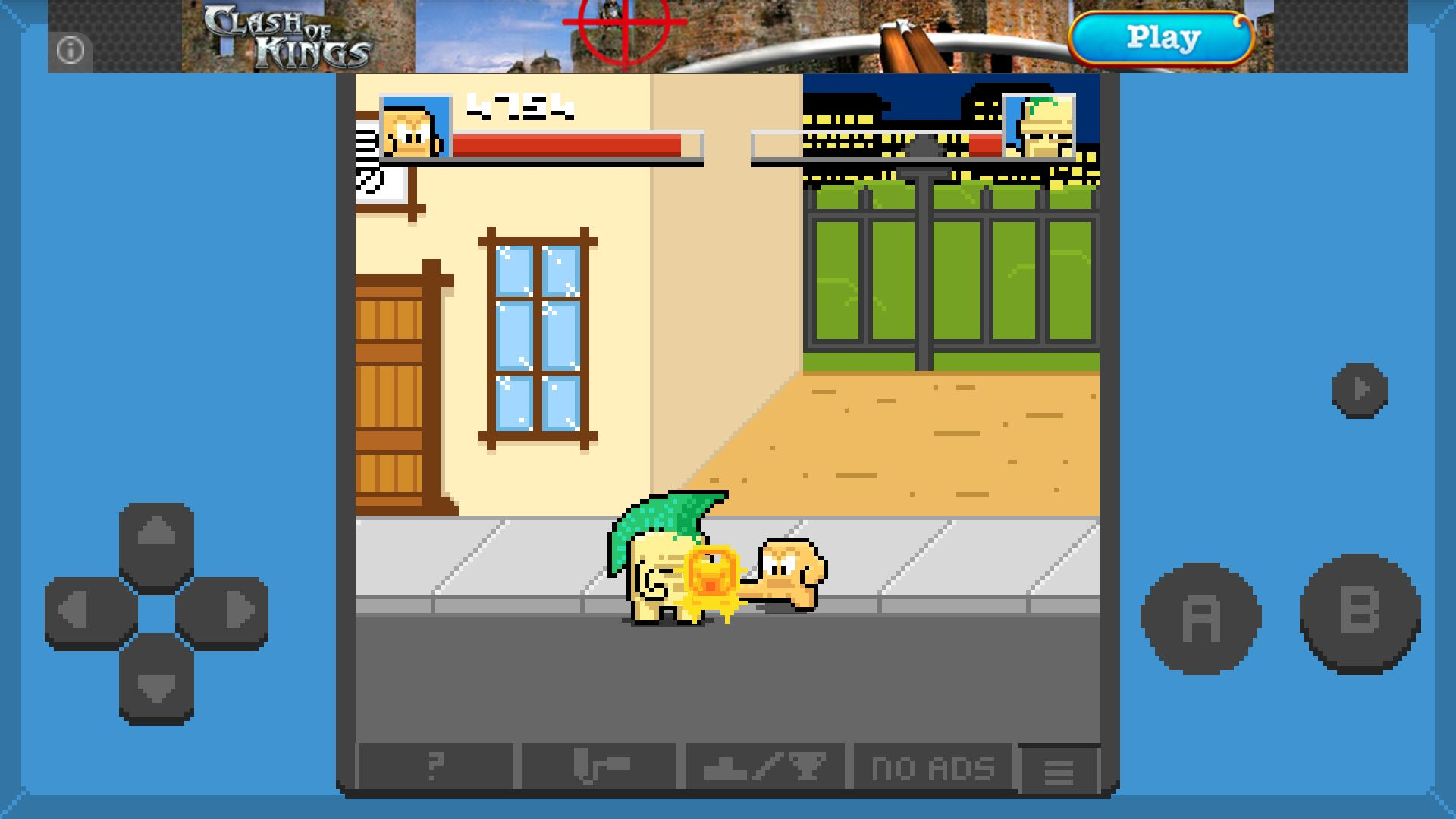 Squareboy vs Bullies androidアプリスクリーンショット1
