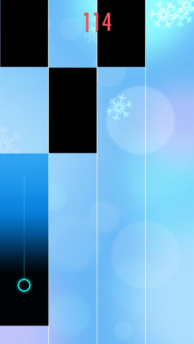androidアプリ ピアノ タイル 2攻略スクリーンショット2