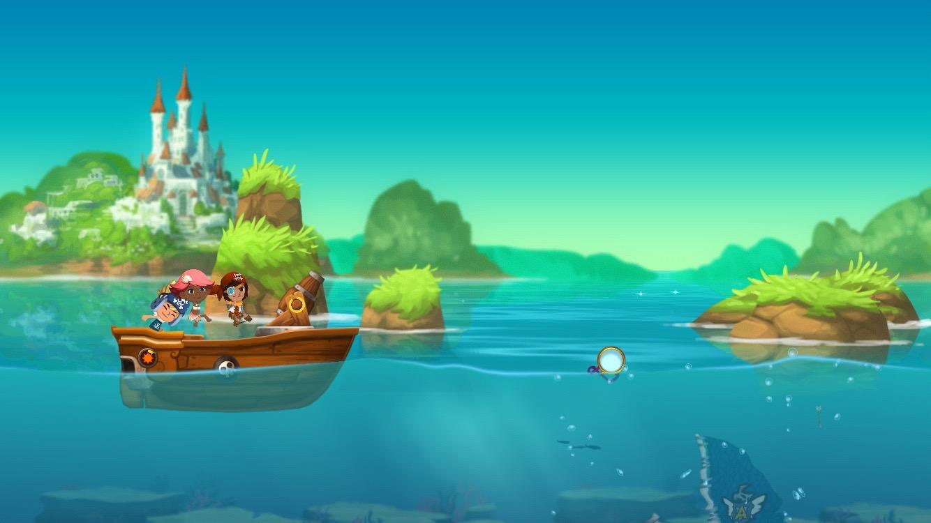 androidアプリ パイレーツストーリー 〜少年海賊サムの大冒険〜攻略スクリーンショット6