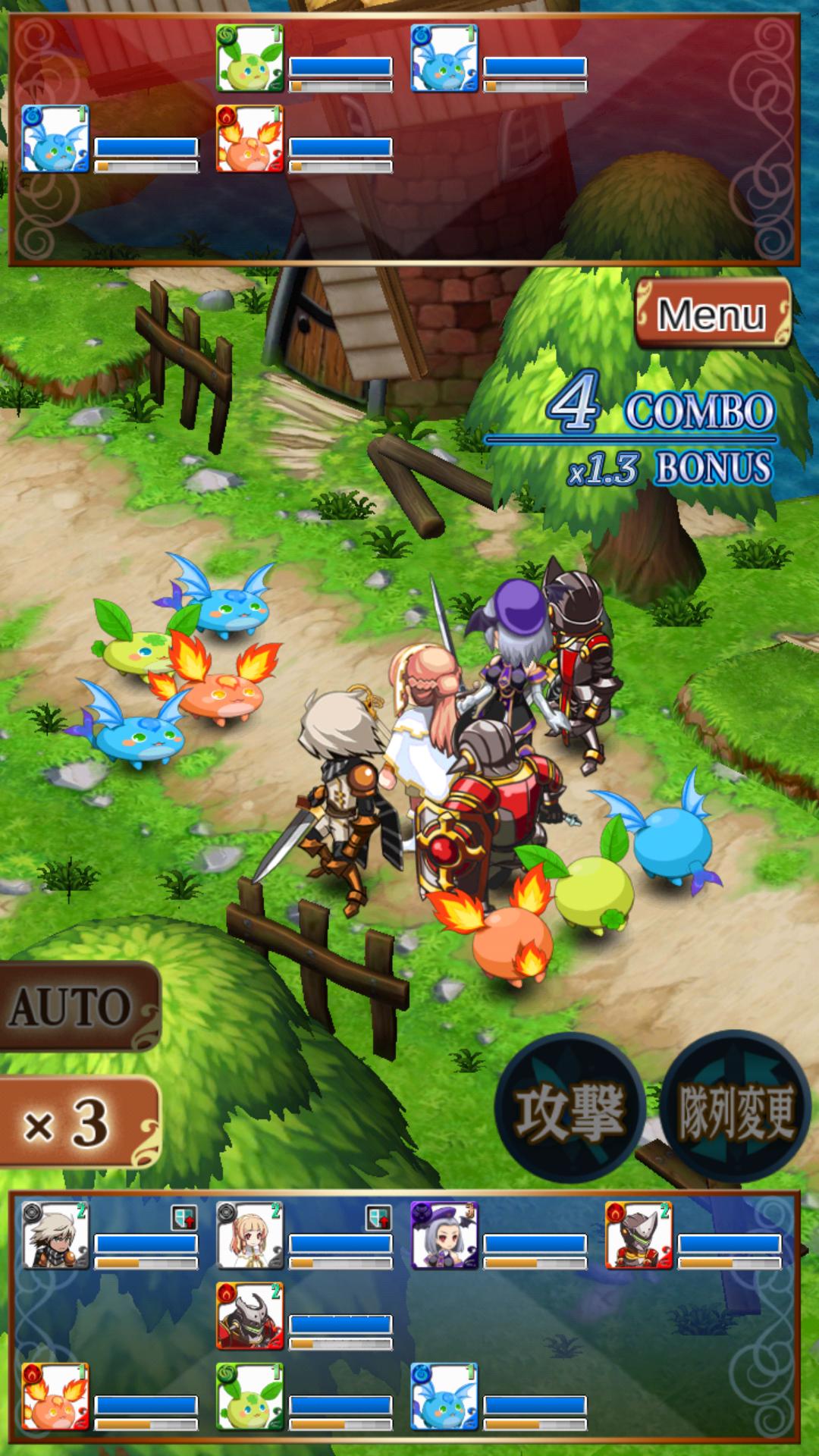 androidアプリ ソウルナイツ(SoulKnights)攻略スクリーンショット4