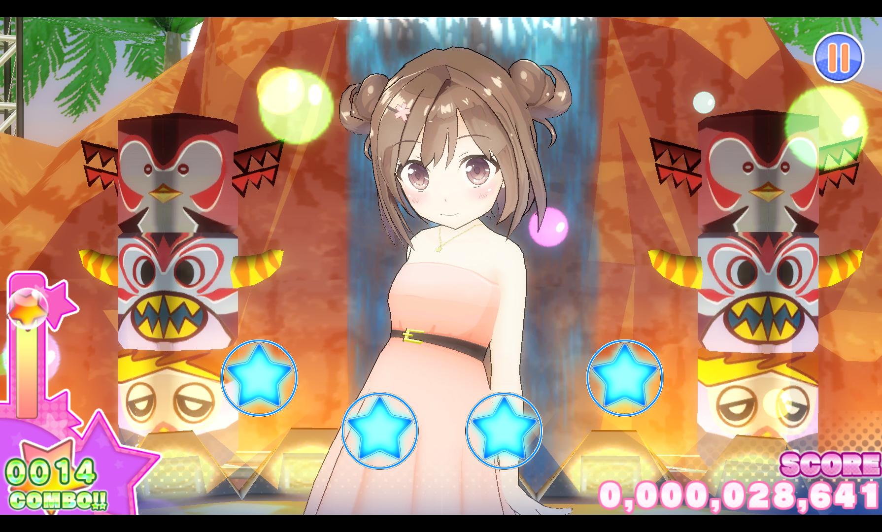 スクールスタードリーム! androidアプリスクリーンショット1