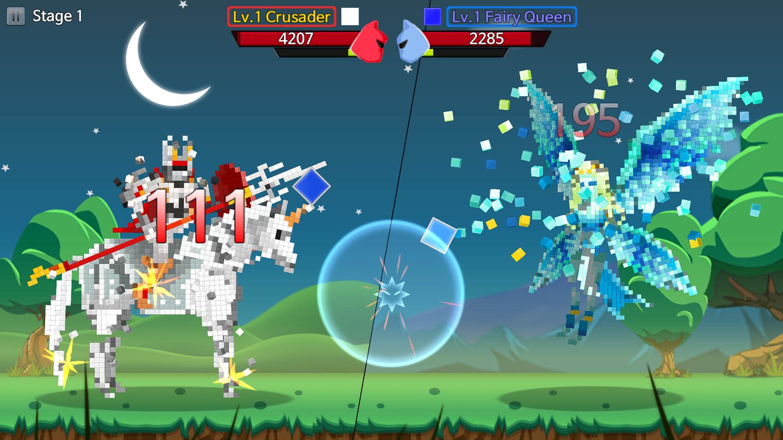 ブロックモンスター(Block Monster) androidアプリスクリーンショット1